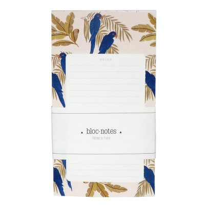 Season Paper Collection Parrot Notepad-listing