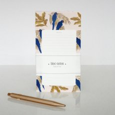 Season Paper Collection Bloc-notes Perroquets-product