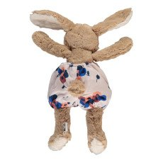 Bonton Bunny Soft Toy with Floral Bloomers-listing