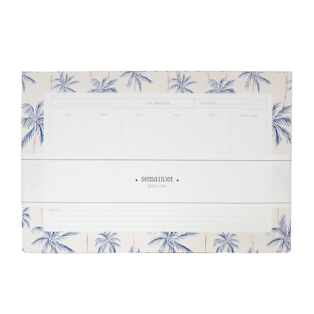 Season Paper Collection Semanario Palmeral-product