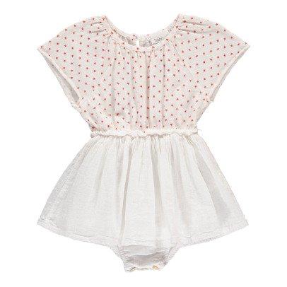 Buho Robe Body Coton et Lin Etoiles Belle-listing