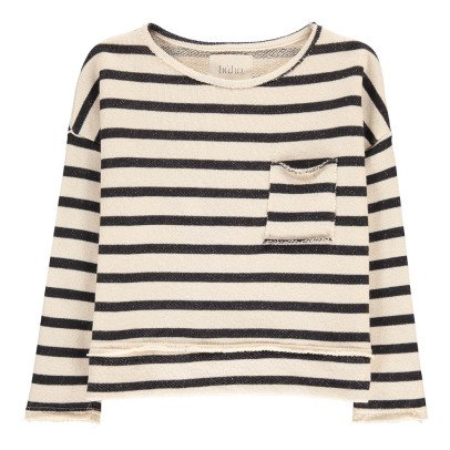 Buho Elliot Striped Sweatshirt-listing