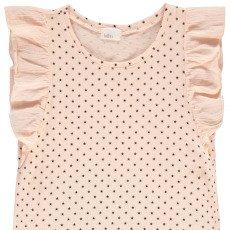 Buho Venecia Star Ruffle Linen & Cotton Blouse-listing