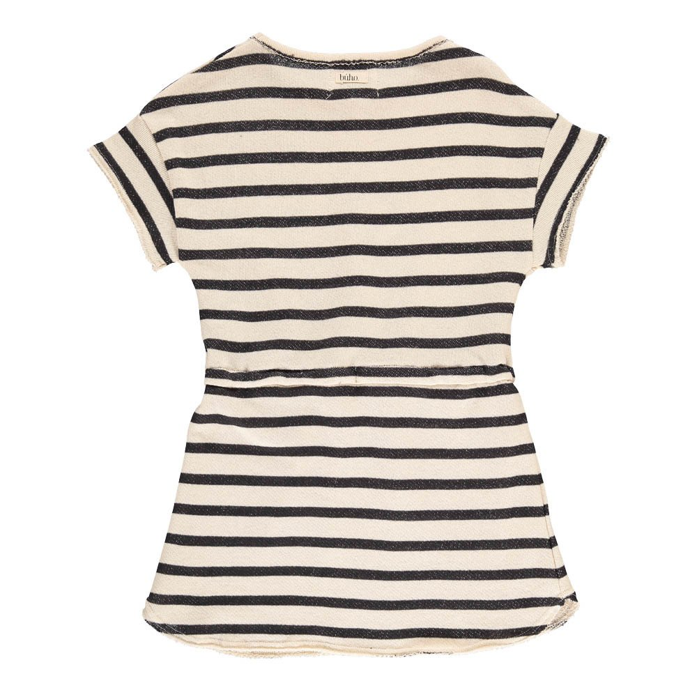 Buho Chantal Striped Fleece Dress-product