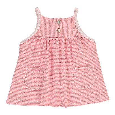 Buho Gina Striped Japonese Cotton Top-product