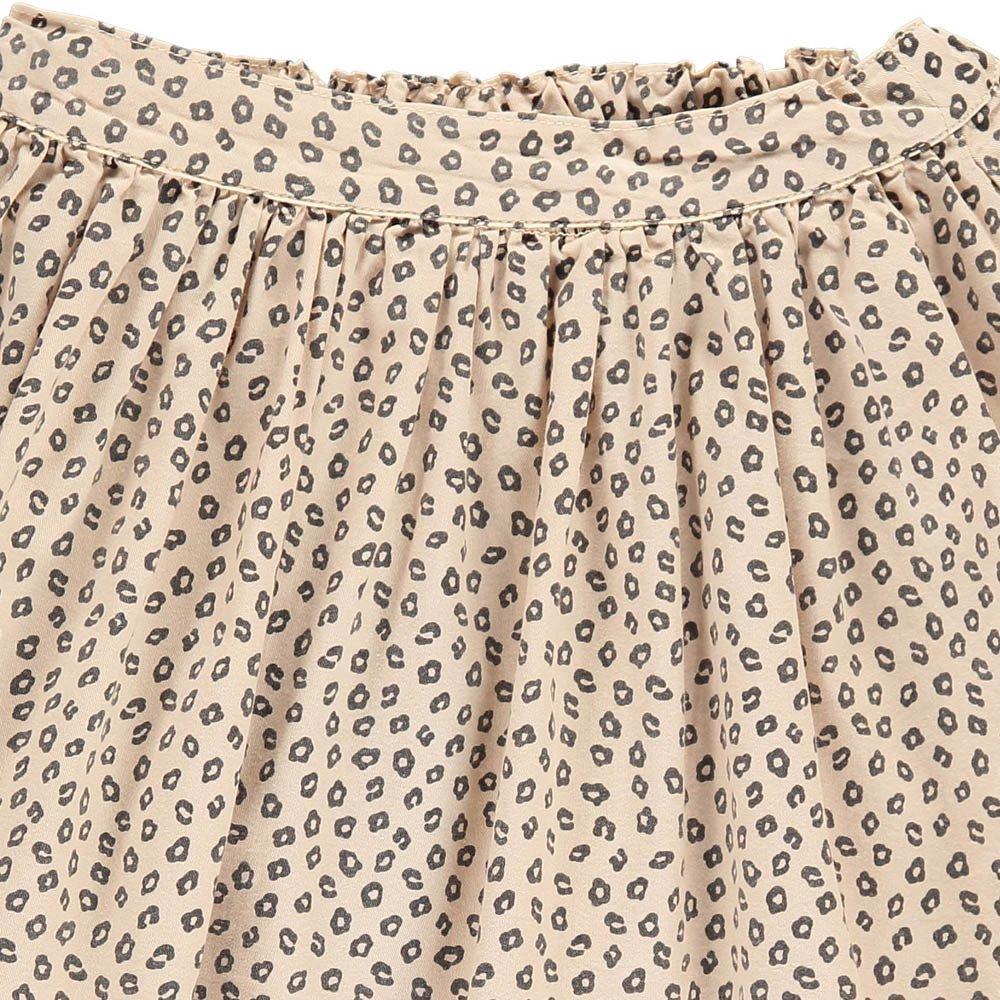 Jane Leopard Skirt-product