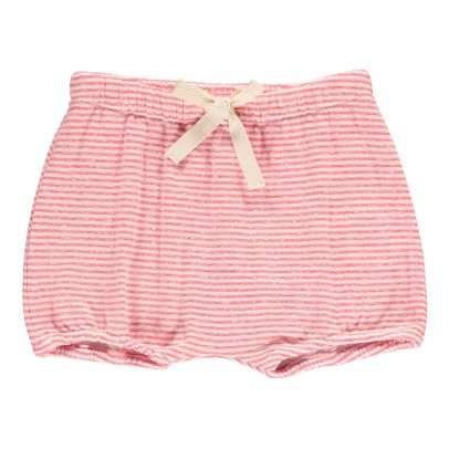 Buho Poppy Striped Japonese Cotton Bloomers-listing