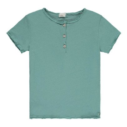 Buho Loïc Linen & Cotton Top-listing