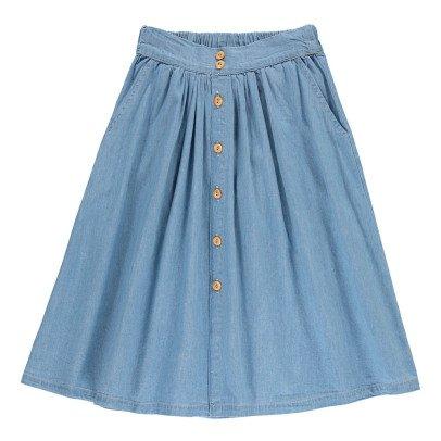 Buho Emma Buttoned Midi Skirt-product