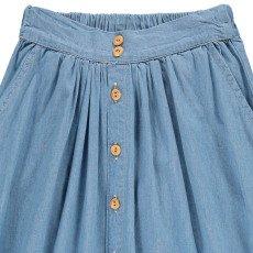 Buho Emma Buttoned Midi Skirt-listing