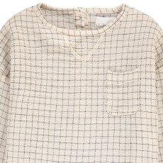 Buho Teo Checked Shirt-listing