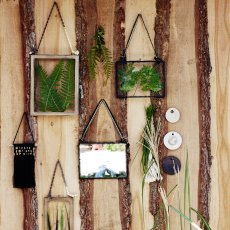 Madam Stoltz Hanging Photo Frame 15x15cm-listing