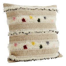 product-Madam Stoltz Sequin Cushion Cover