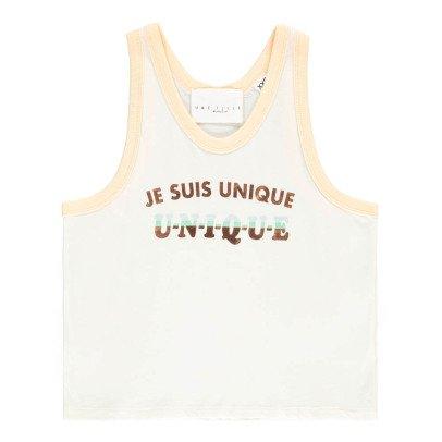 "UNE FILLE today I am Canotta ""Unique""-listing"