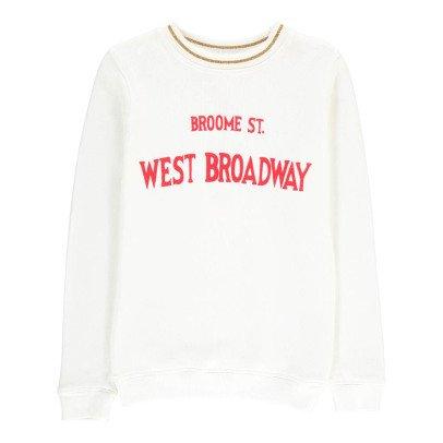"Swildens Teen Felpa ""West Broadway""  -listing"