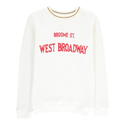 "Swildens Teen Suéter ""West Broadway"" Qolora	-listing"