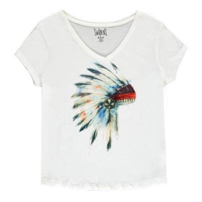 Swildens Teen Camiseta Apache Qloudi-listing