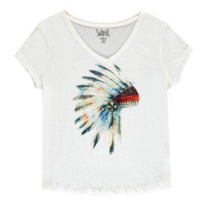 Swildens Teen Qloudi Apache T-Shirt-listing