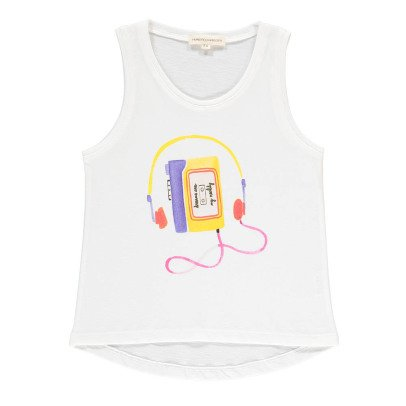 Hundred Pieces Camiseta Walkman-listing