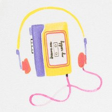 Hundred Pieces Top Walkman-listing