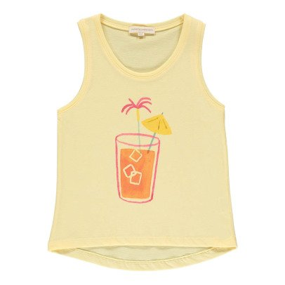 Hundred Pieces Orangeade Vest-product