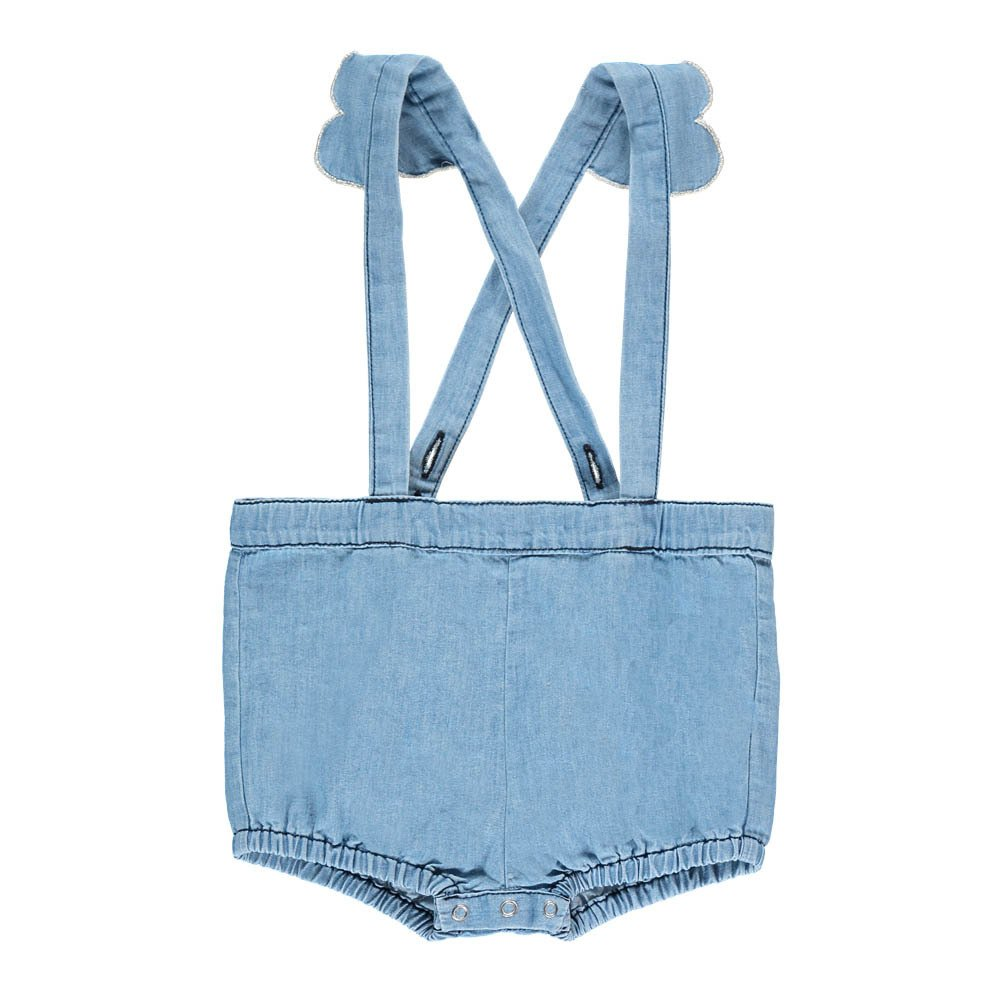 Chambray Bloomers with Braces-product