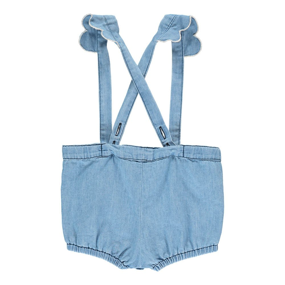 Bloomer Bretelles Chambray-product