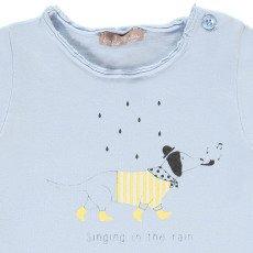 Emile et Ida T-shirt Chien-listing