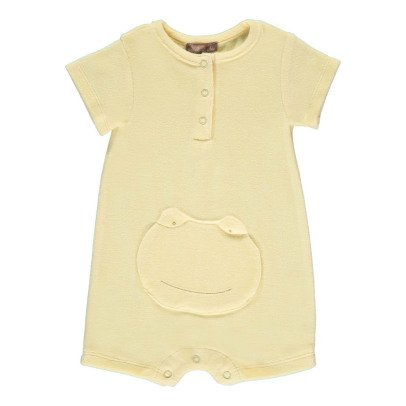 Emile et Ida Frog Sweat Playsuit-listing