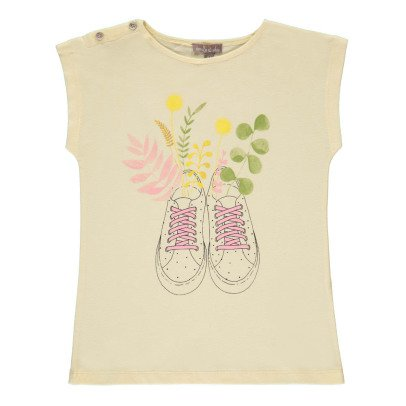 Emile et Ida T-shirt Basket-listing
