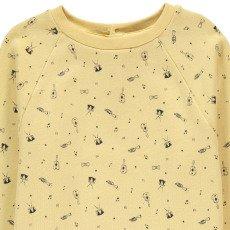 Emile et Ida Musical Instrument Sweatshirt-listing