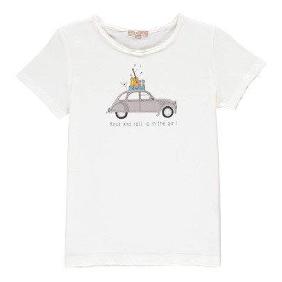 Emile et Ida Car T-Shirt-listing