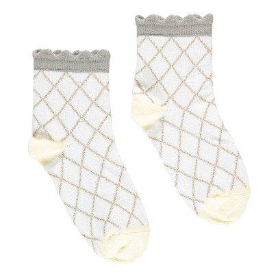 Emile et Ida Pineapple Socks-listing