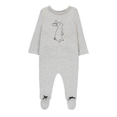 Emile et Ida Pijama Conejo Bordado Arthur-listing