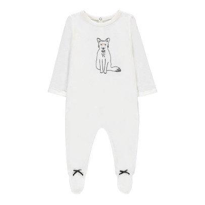 Emile et Ida Arthur Embroidered Fox Pyjamas-product