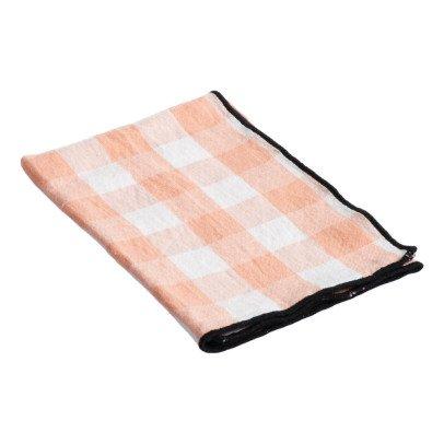 Maison de vacances Melon Mimi Vichy Bourdon Tea Towel 48x75cm-listing