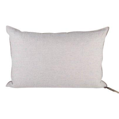 Maison de vacances Cojín viceversa lino lavado arrugado Perla esmerilado-listing