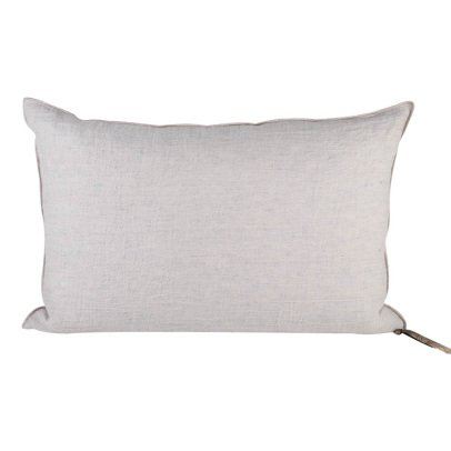 Maison de vacances Pearl Washed Linen Vice Versa Cushion-listing
