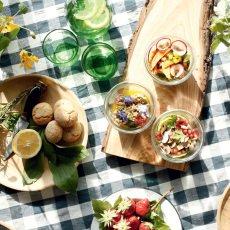 Maison de vacances Melon Mimi Vichy Bourdon Rectangle Tablecloth-listing
