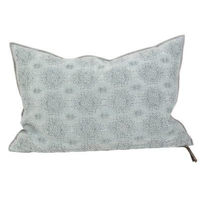 Maison de vacances Aqua Kilim Jacquard Vice Versa Cushion-listing