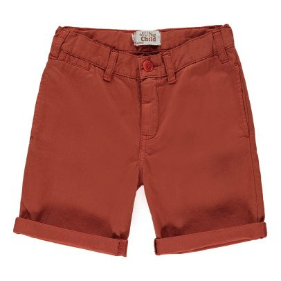 Sunchild Retiro Rolled Up Bermuda Shorts-listing