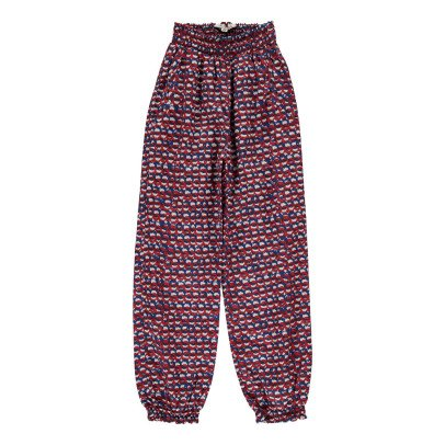 Sunchild Celebes Elasticated Waist and Ankle Harem Trousers-listing