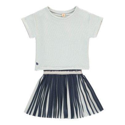 Bellerose Vestido 2 en 1 Vanila-listing
