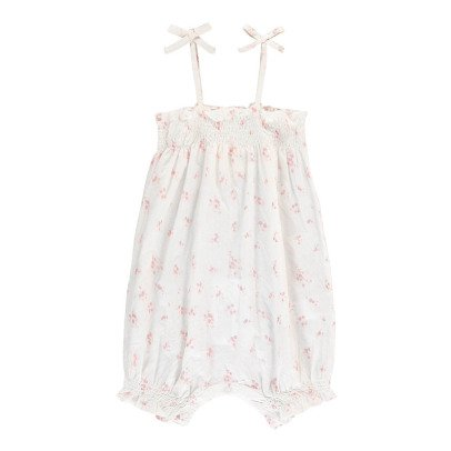Louis Louise Cherry Flower Romper -product