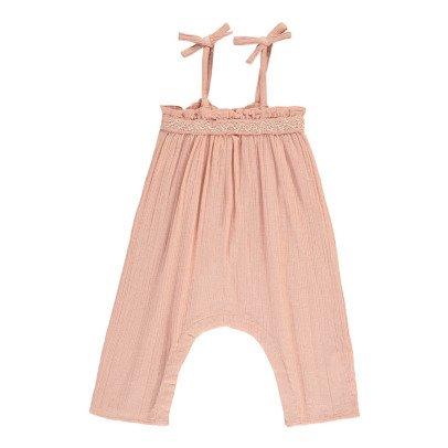 Louis Louise Granada Cotton Crepe Jumpsuit-listing