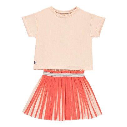 Bellerose Zweifarbiges Kleid 2 in1 -listing