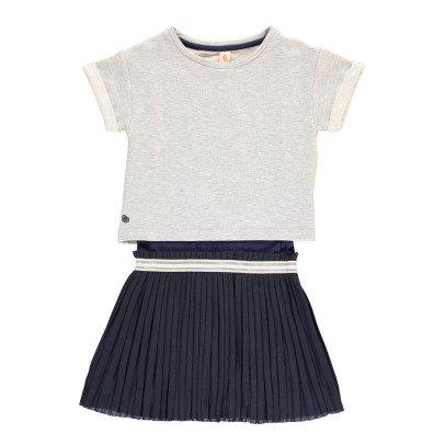 Bellerose Kleid 2 in 1 Vanila -listing
