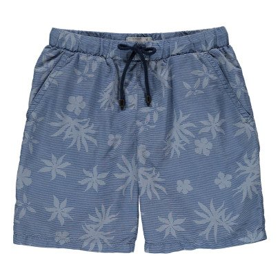 Sunchild Short de Bain Long Fleurs Booby-listing