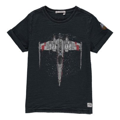Courage & Kind T-Shirt Raumschiff -listing