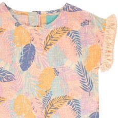 Lulaland Eddie Tropical Organic Cotton Blouse-product